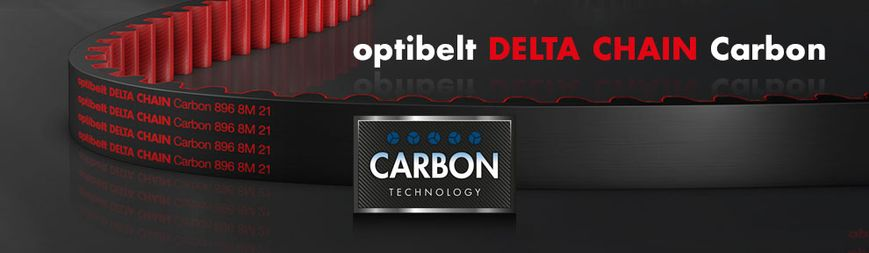optibelt DELTA Chain Carbon